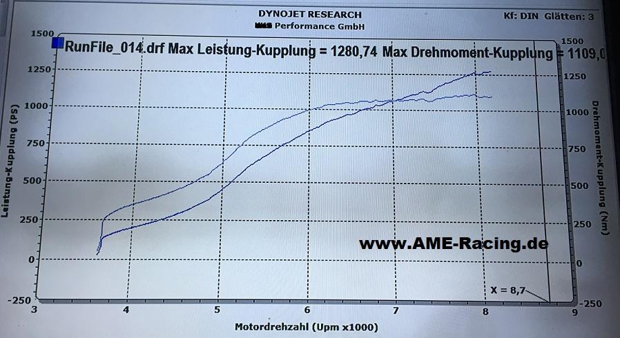AME-Racing -- Drag-Racer